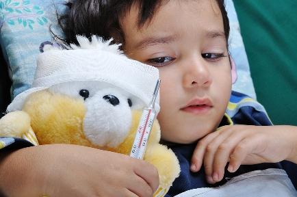 В Харькове болеют дети. Будут ли объявлять карантин
