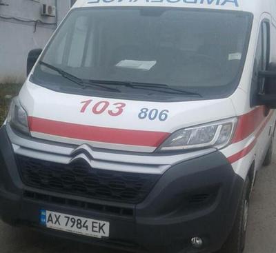 В Харькове мужчина угрожал врачам «скорой»