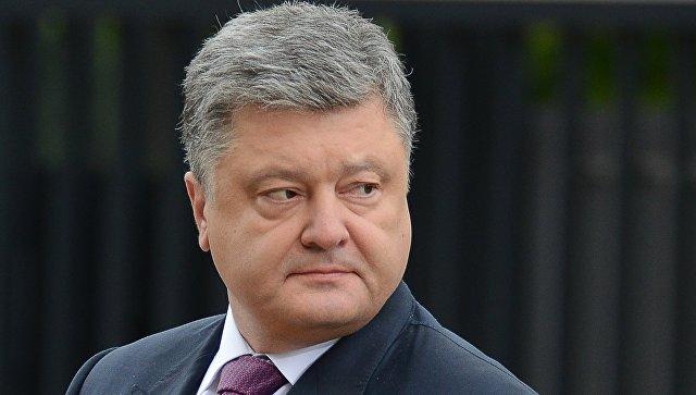 В Харьков приехал президент