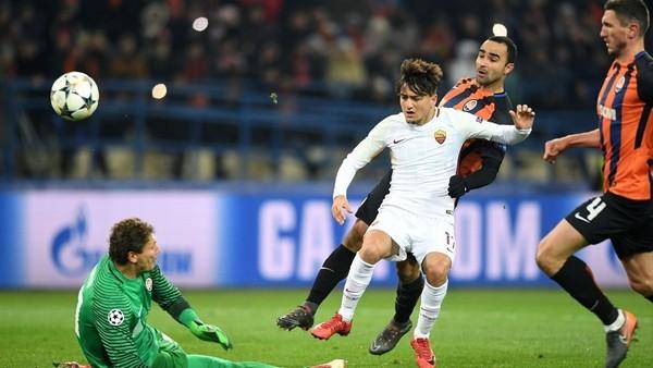 «Шахтер»— «Рома»: слова Фонсеки после матча