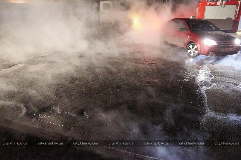 Аварии на тепловых сетях Харькова могут произойти в любой момент – Кернес