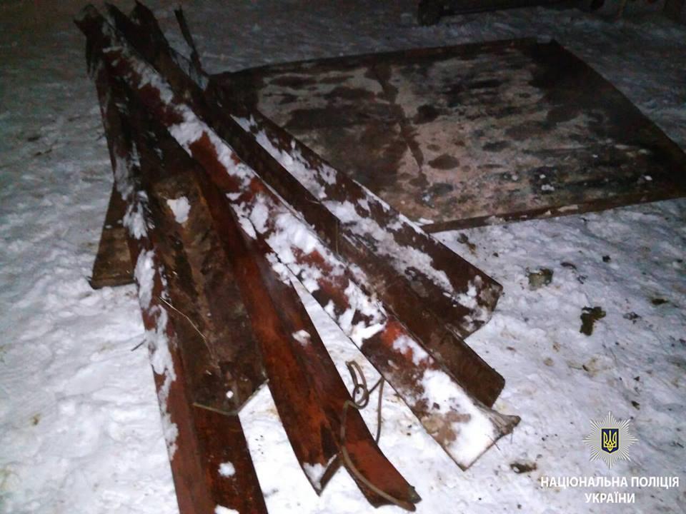 Мужчина на Харьковщине остался без работы из-за куска металла