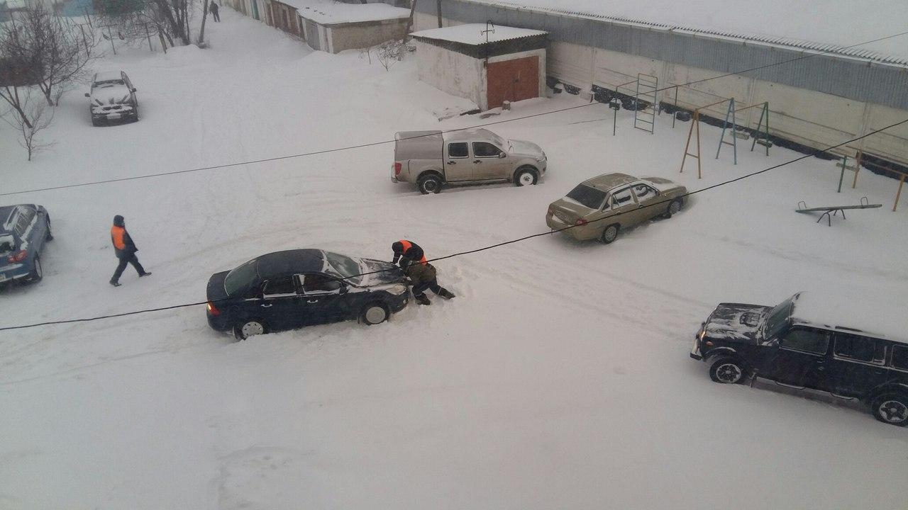 Жителей Харькова просят отказаться от автомобилей