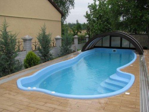 Готовимся к лету. Как недорого построить бассейн во дворе