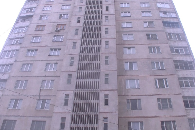 Пожар в Харькове. Два десятка горожан оказались в опасности (фото)