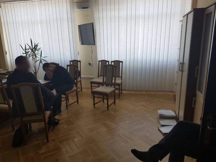 Правоохранители нагрянули в «Харьковводоканал» (фото)