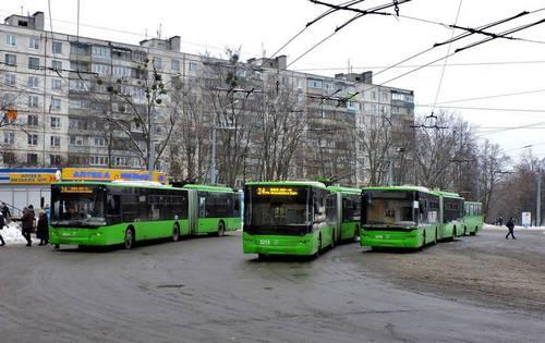Троллейбусы на 602-й микрорайон ездить не будут