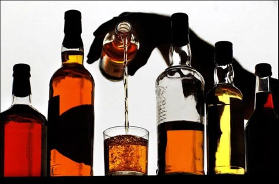 В Харькове могут ограничить торговлю спиртным