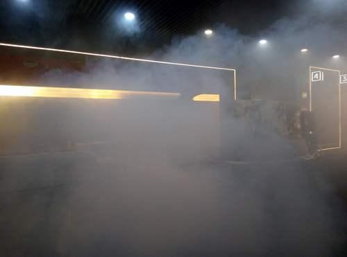 В «Дафи» не сработала система дымоудаления, пожарные выходы заблокированы (фото)