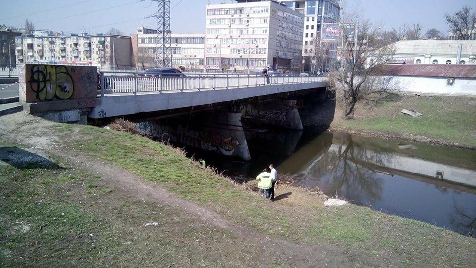 Мертвое тело под мостом: выяснились новые детали