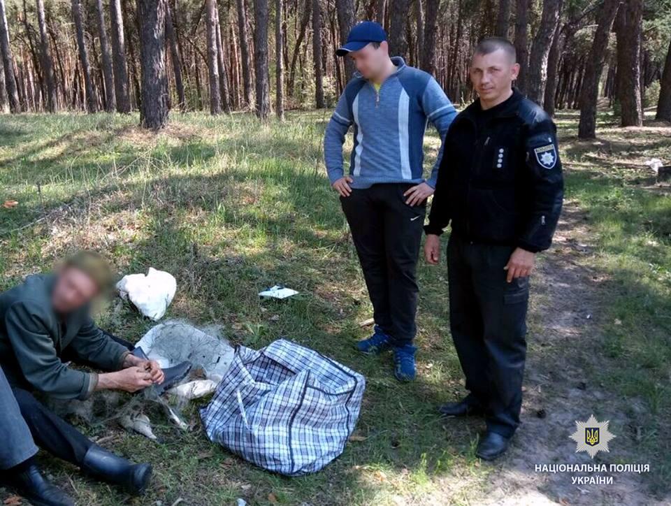 Мужчина на Харьковщине заплатит большой штраф из-за еды