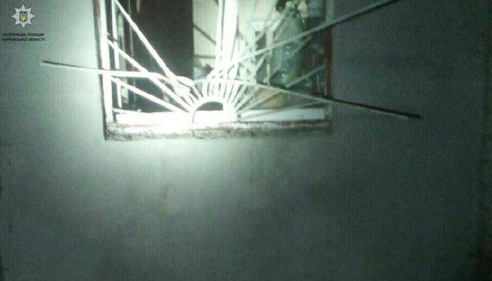 Пагубная привычка соседа спасла харьковскую семью от больших неприятностей