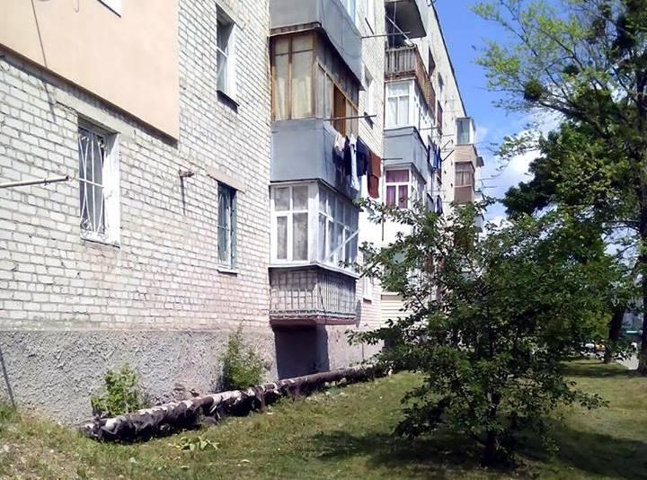 В Харьковской области школьник остался дома один и угодил в беду (фото)