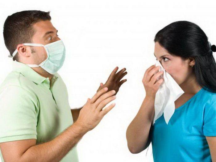 Тысячи харьковчан слегли с вирусными инфекциями