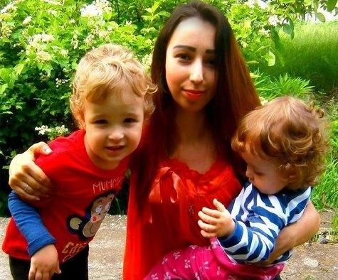 Жизнь молодой мамы из Харьковской области стала напрямую зависеть от окружающих