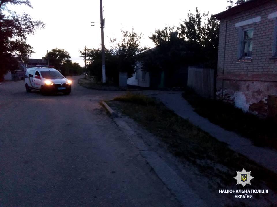Магазин ограбили в Харьковской области (фото)