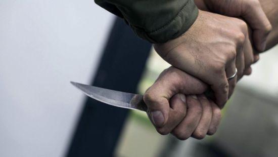 В центре Харькова мужчина устроил кровавые разборки