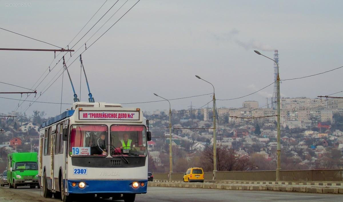 В Харькове хотят избавиться от троллейбусов