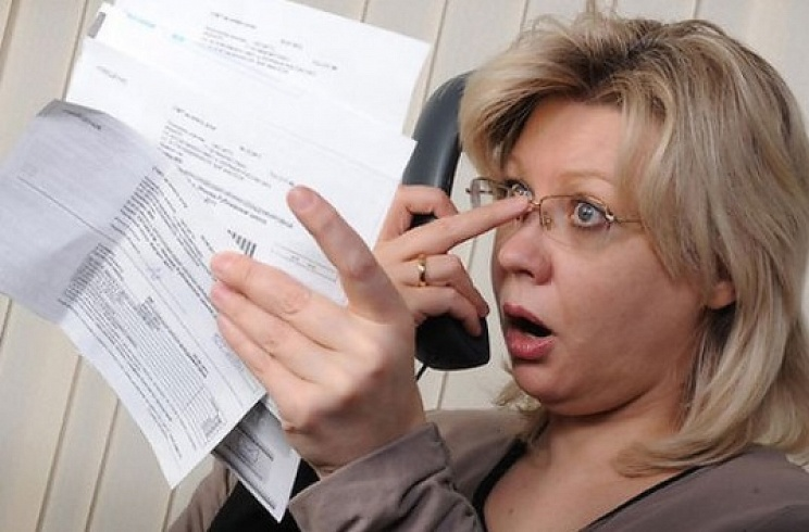 Жители Харьковской области впали в панику из-за квитанций за газ