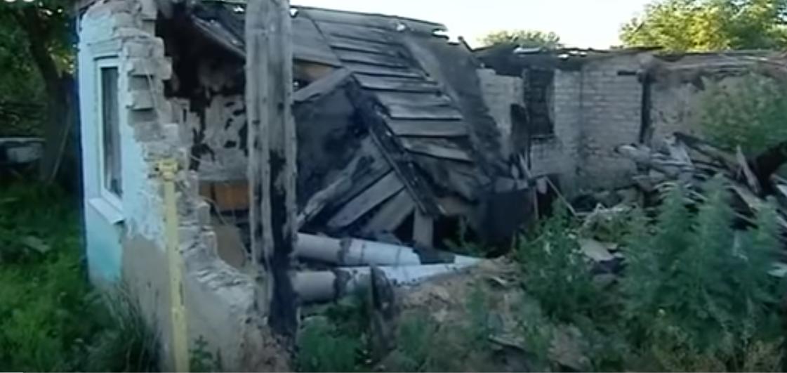 На Харьковщине сельский голова пустил по миру многодетную семью (фото)