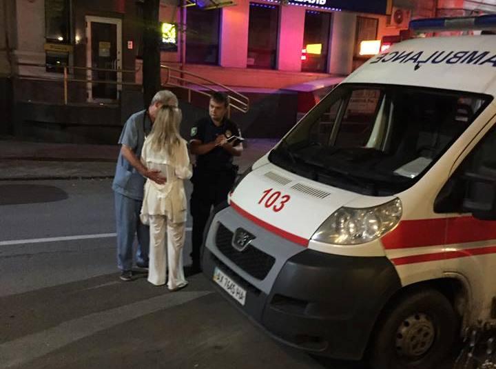 Известный харьковский чиновник среди ночи спас девушку от насилия (фото)
