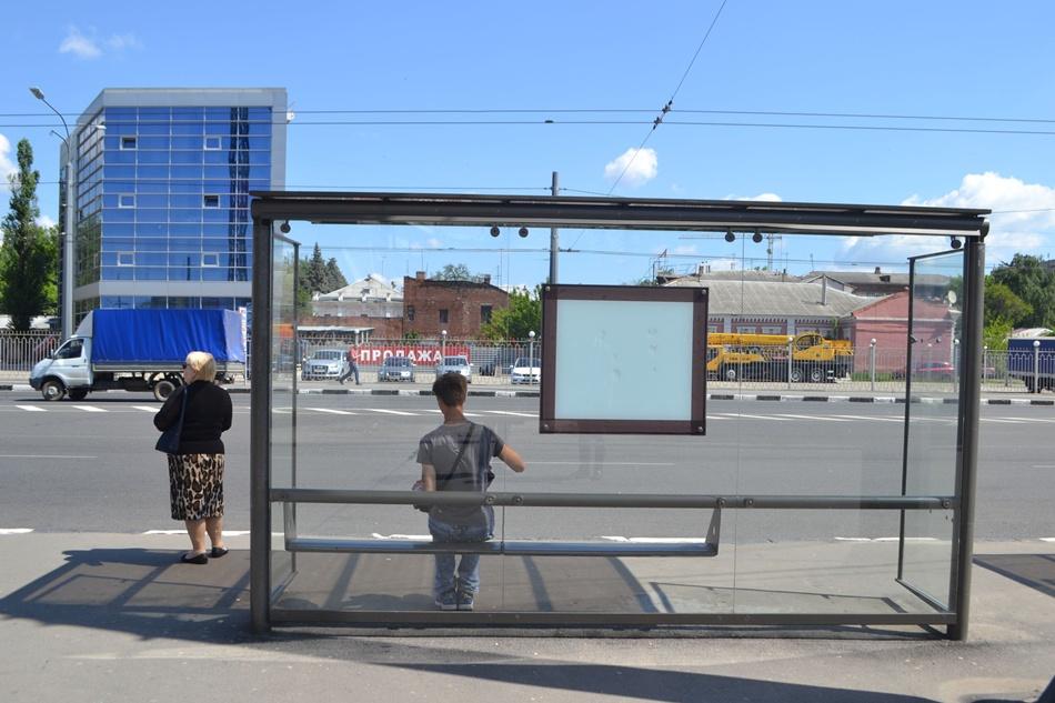 В Харькове автобус сбил женщину