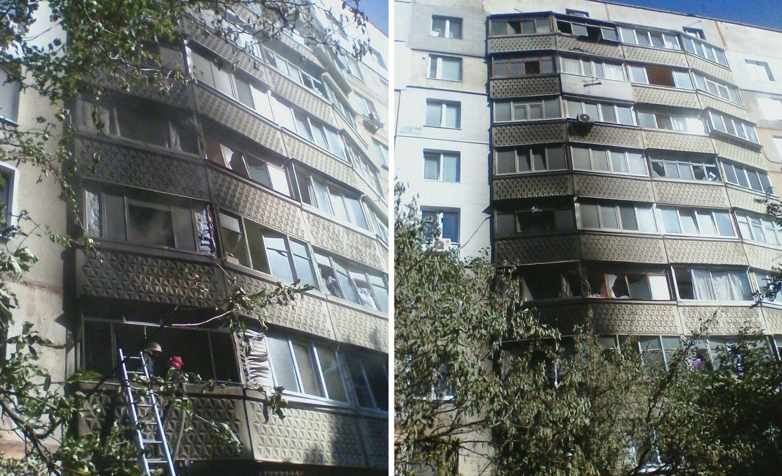 Стало известно, при каких обстоятельствах произошел взрыв в харьковской многоэтажке