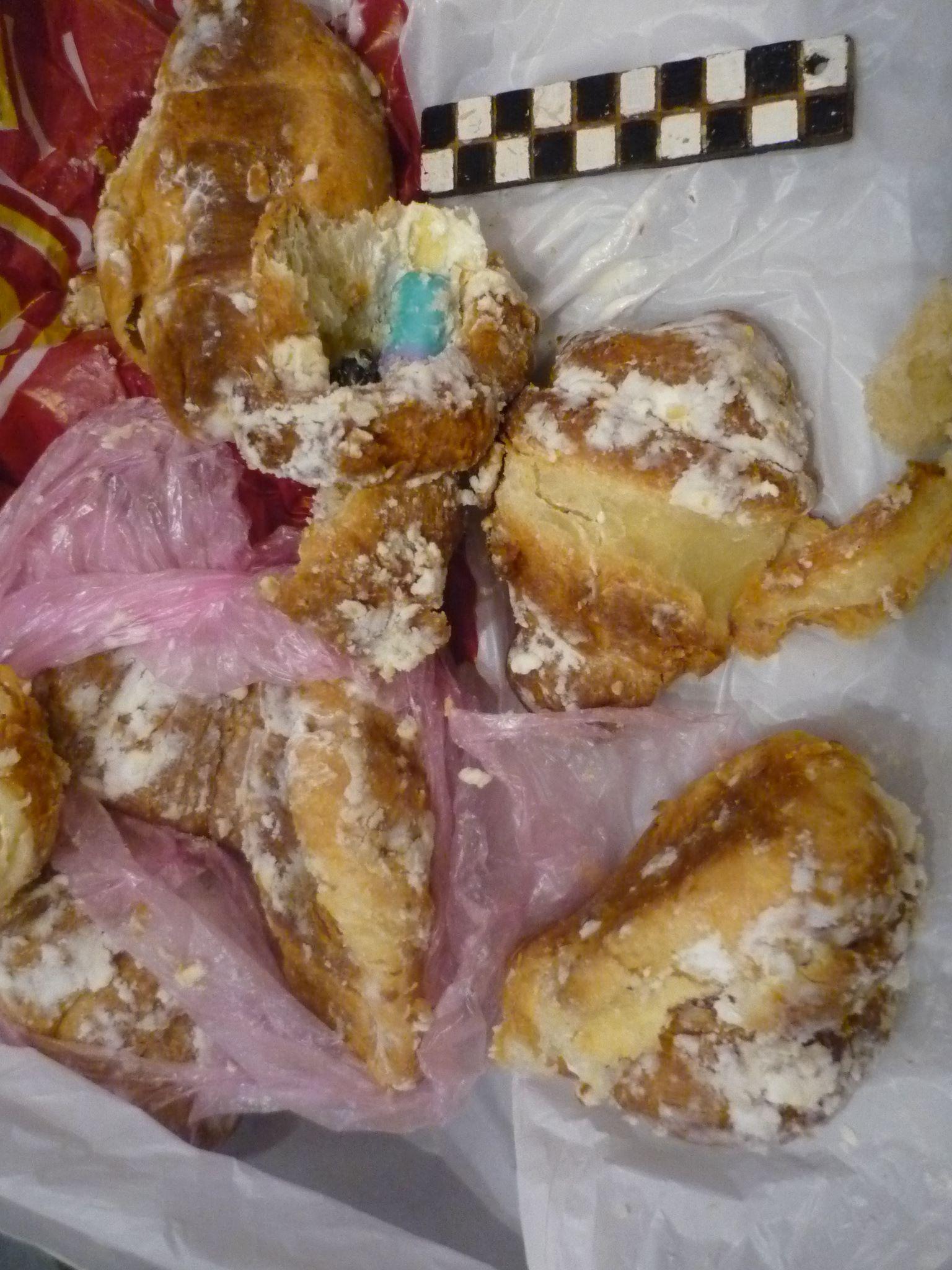 Харьковчане нашли сюрприз в пирожных