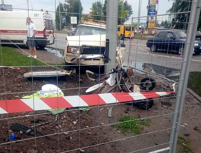 Смертельная авария в Харькове. Выяснилась новая подробность об автомобиле
