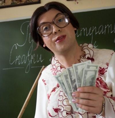 Скандал в школе на Харьковщине. Директора вынудили прилюдно отчитаться за поборы