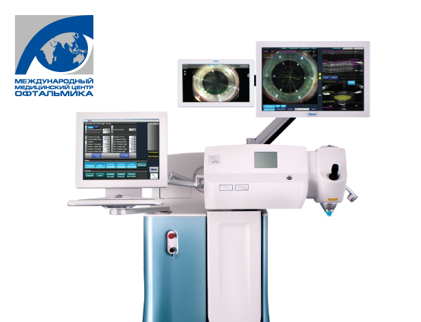 Лазерная хирургия катарактыв Харькове