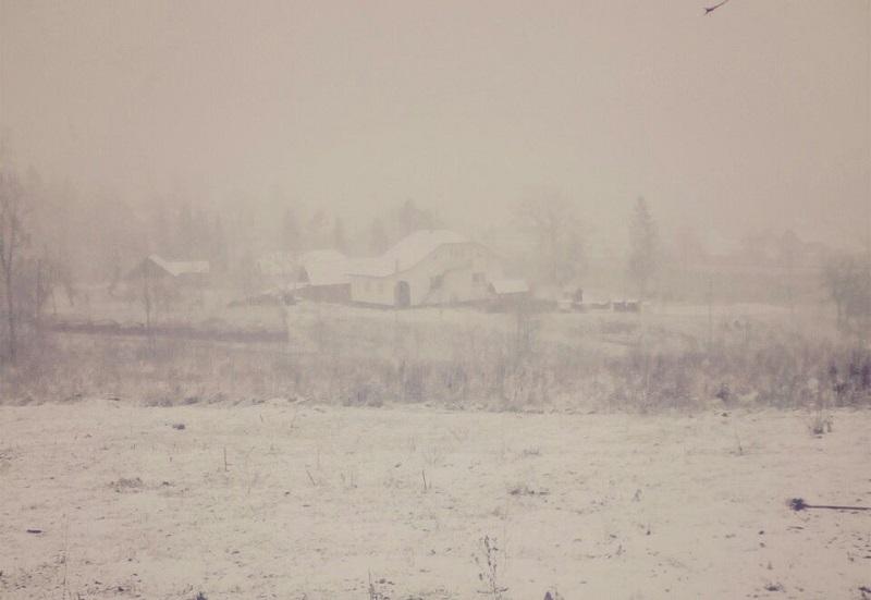 Из-за жутких снегопадов уже 430 населенных пунктов Украины остались без электричества