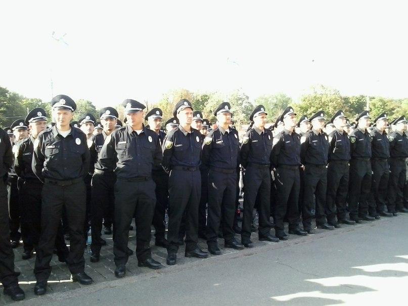 Названо имя нового начальника патрульной полиции Харькова