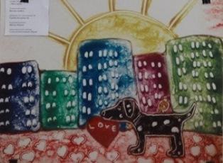 В Харькове детскими руками сотворили чудо (фото, видео)