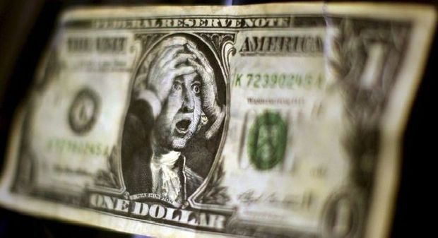 Крутое пике украинской валюты