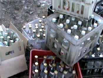 На Харьковщине перекрыли алкогольный кран