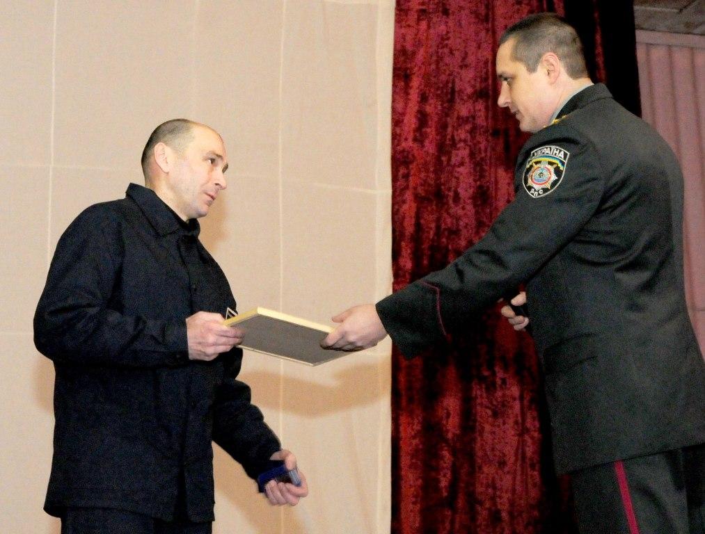 Харьковскому заключенному вручили орден
