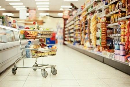 Мужчина залил кровью пол в харьковском супермаркете (видео 18+, дополнено)