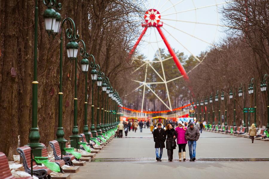 Главный парк города хотят изменить до неузнаваемости