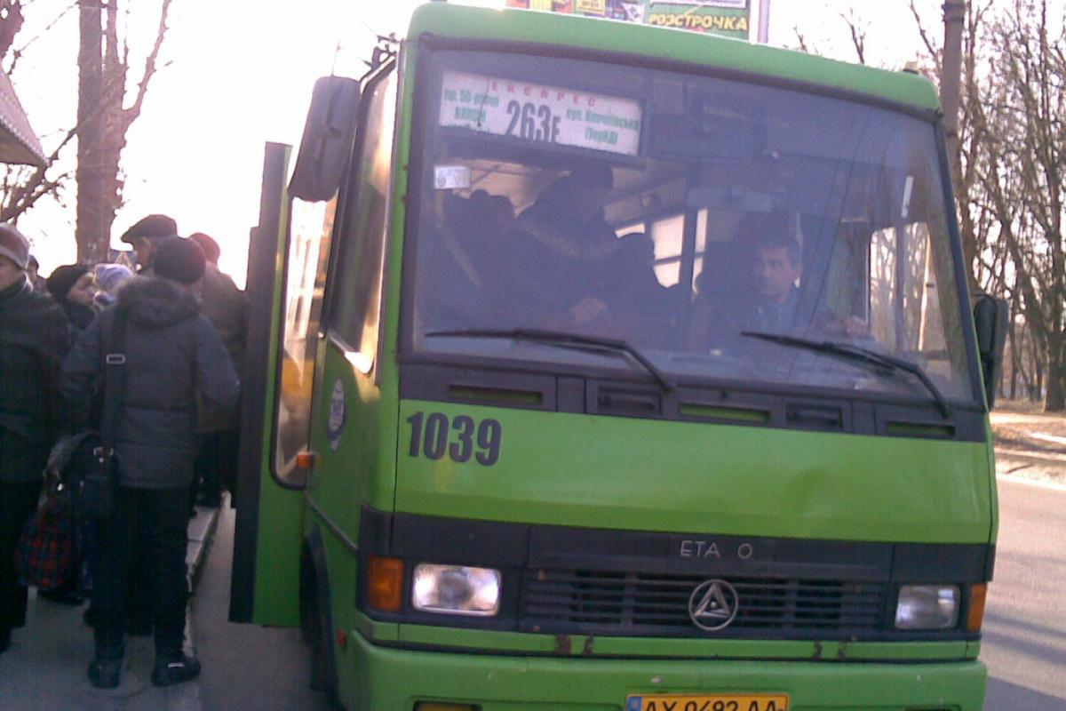 Пьяные горожанки шокировали пассажиров автобуса