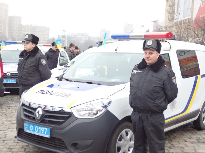 Харьковчан усиленно охраняют