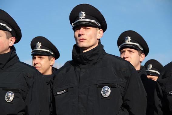 Как харьковские полицейские своих наказывают