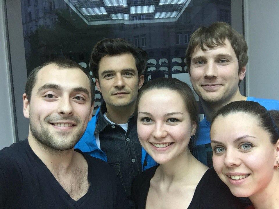 Голливудский актер сорил деньгами в Харькове