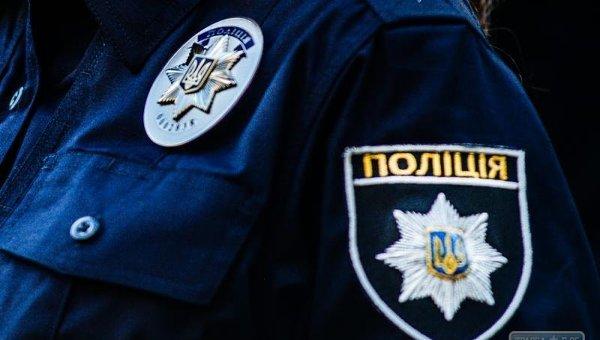 В Харькове пострадал правоохранитель (ФОТО)