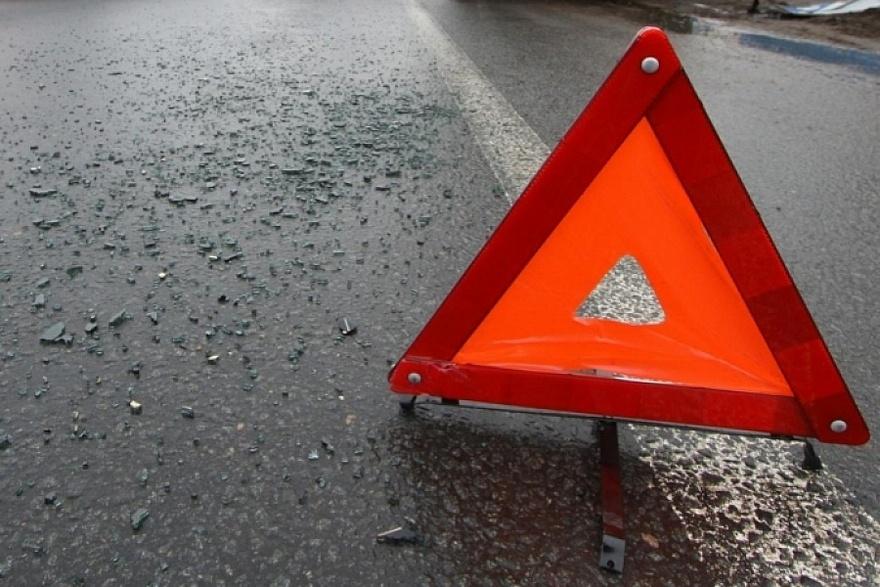Коварная трасса пугает автомобилистов (ФОТО)