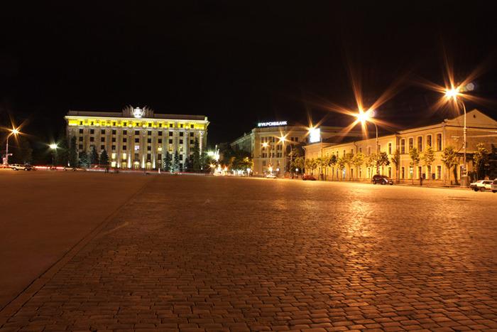 В центре Харькова запретят транспорт
