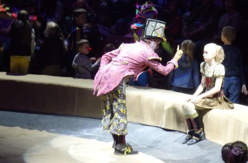 Цирк «Кобзов». О чем мечтают артисты (ФОТО, ВИДЕО)