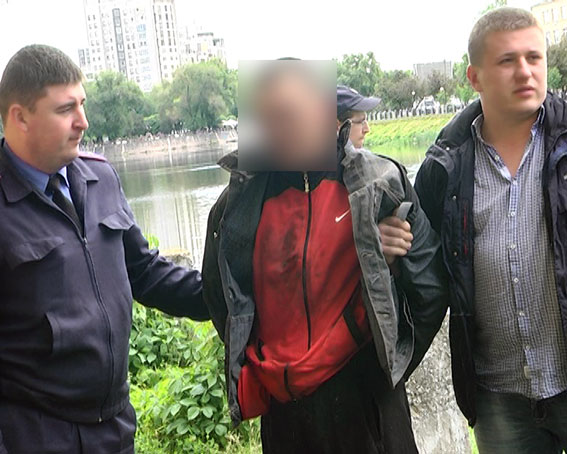 Кровавая резня в Харькове. Есть раненые