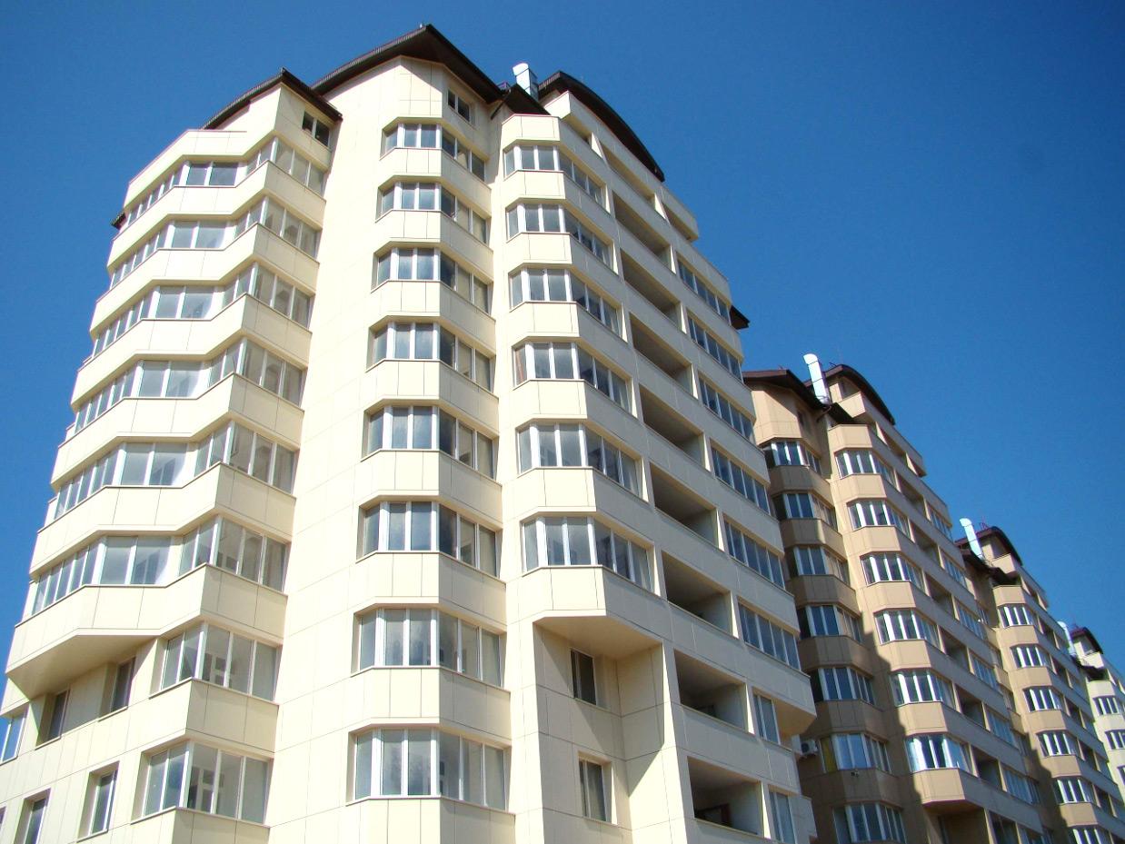 Харьковчане выселяются из квартир