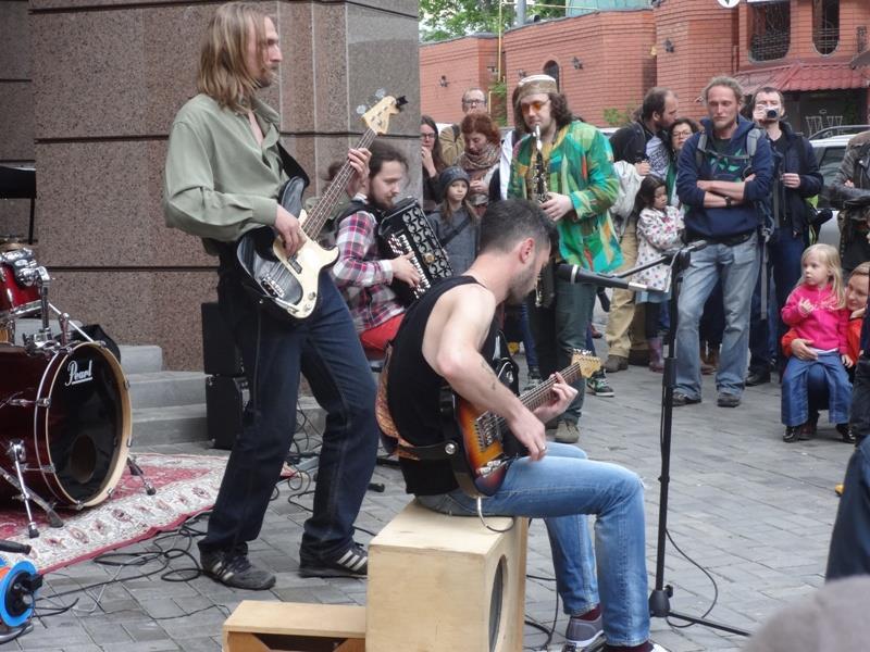 Музыканты поразили харьковчан (ФОТО)